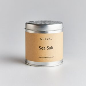 Sea salt Candle